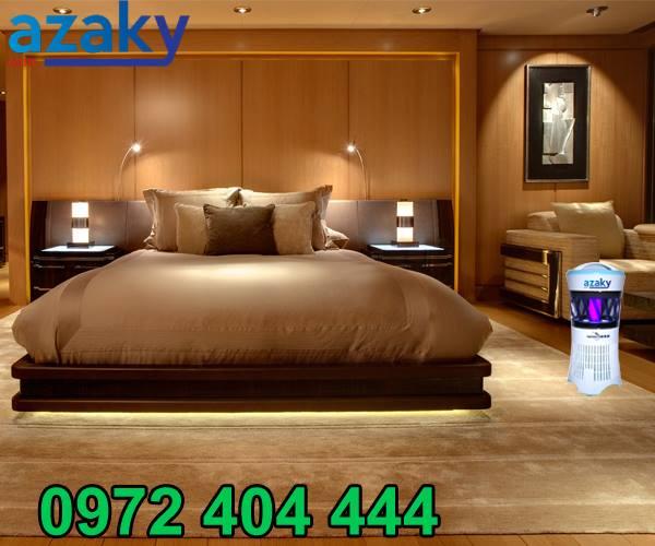 Công ty Azaky phân phối đa dạng mẫu đèn diệt côn trùng bóng LED công nghiệp và dân dụng
