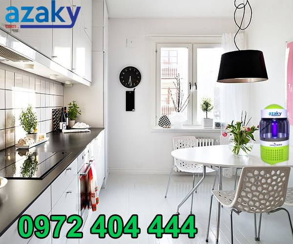 Công ty Azaky cung cấp đa dạng các mẫu mã đèn diệt côn trùng