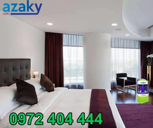 Azaky cung cấp đa dạng các sản phẩm đèn diệt muỗi
