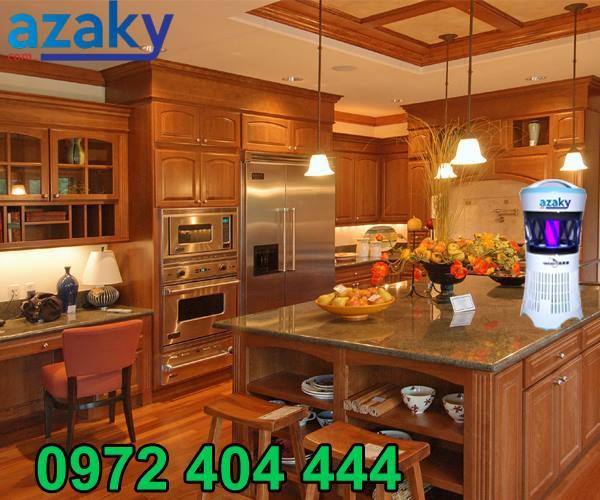 Công ty Azaky giao đèn tới tận nhà miễn