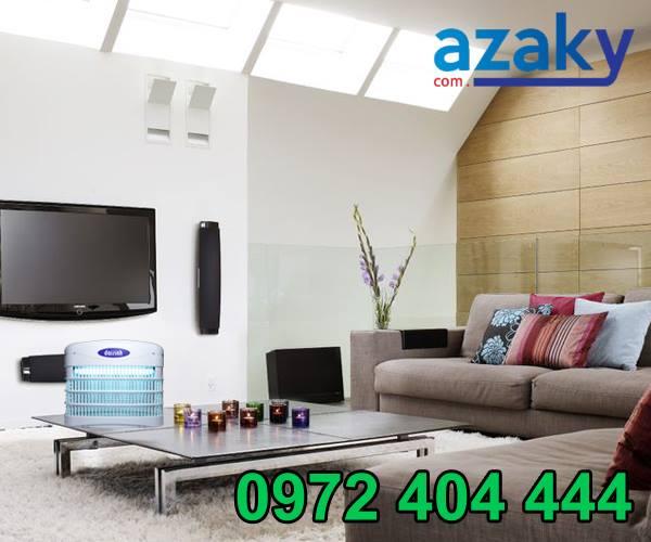 Công ty Azaky cung cấp đèn diệt côn trùng chính hãng