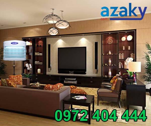 Công ty Azaky- nơi phân phối uy tín các sản phẩm đèn diệt côn trùng