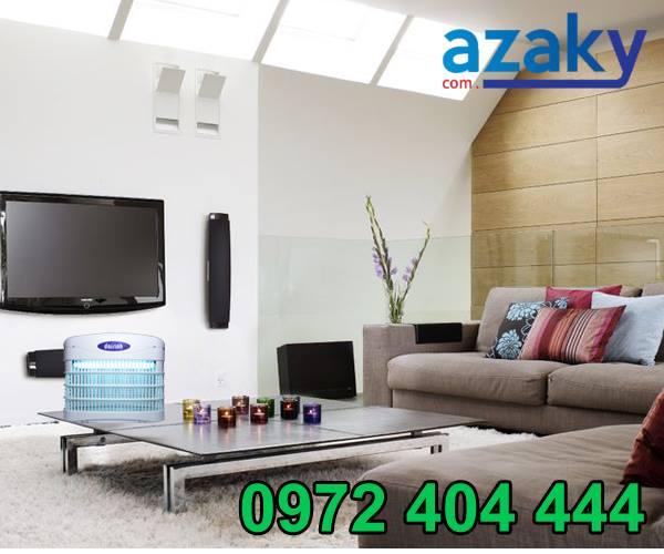 Azaky cung cấp đa dạng sản phẩm đèn diệt muỗi