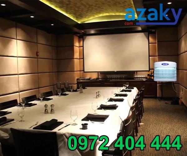 Công ty Azaky cung cấp đa dạng chủng loại đèn diệt côn trùng