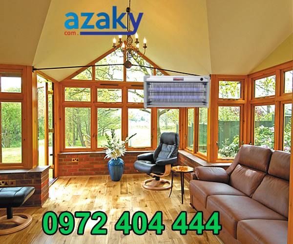 Công ty Azaky phân phối toàn quốc sản phẩm đèn diệt côn trùng