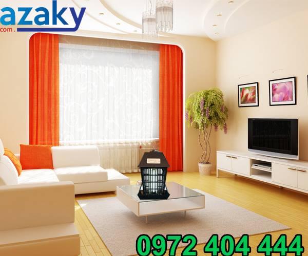 Công ty Azaky cung cấp nhiều mẫu đèn diệt côn trùng cho khách hàng