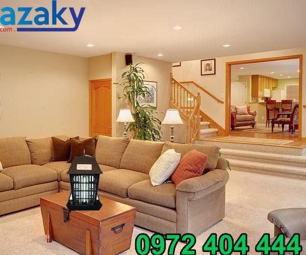 Công ty Azaky cung cấp đa dạng các mẫu đèn diệt côn trùng