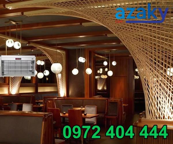 Đèn bắt muỗi dành cho nhà hàng