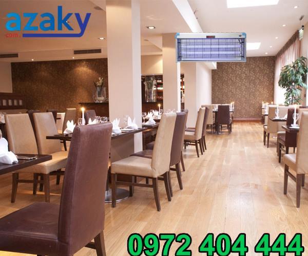 Azaky cung cấp đa dạng các mẫu đèn công nghiệp