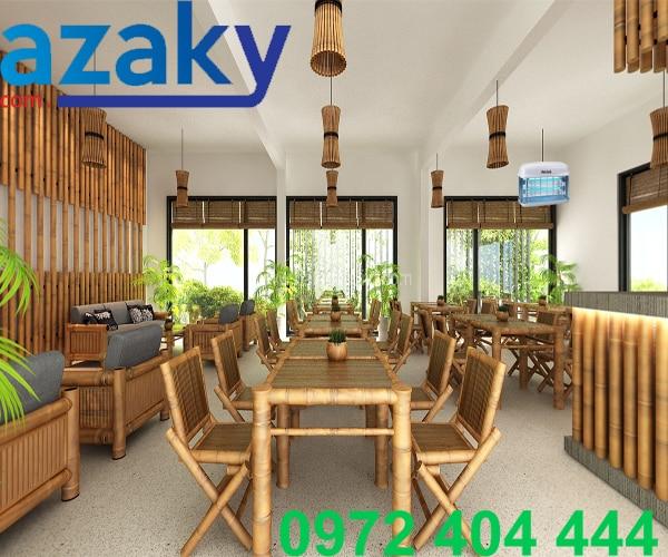 Công ty Azaky cung cấp nhiều mẫu đèn diệt muỗi Việt Nam