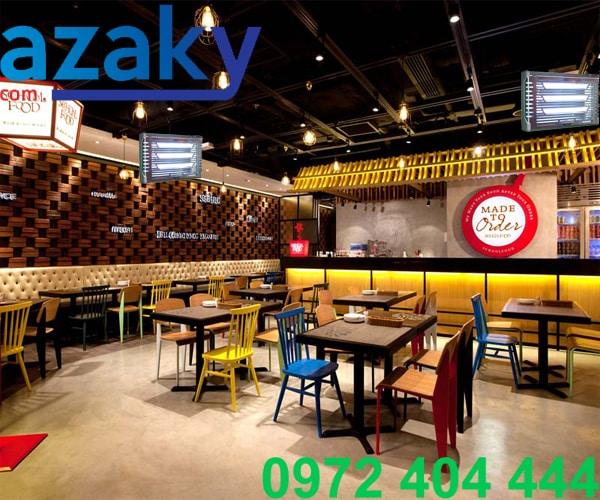 Azaky cung cấp đèn chính hãng