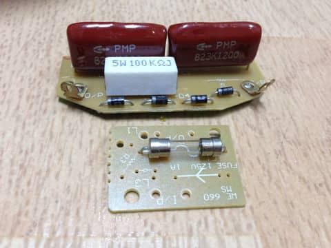 Mạch in chính hãng cho đèn DS-D6