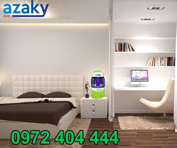 Azaky - địa chỉ uy tín phân phối đèn diệt côn trùng
