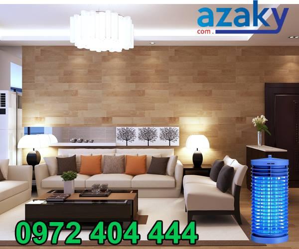 Sản phẩm đèn diệt côn trùng uy tín luôn có tại Azaky