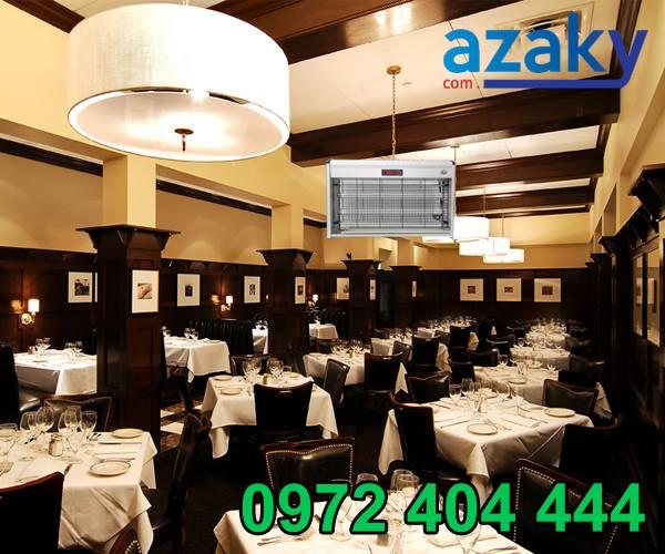 Công ty Azaky mang đến nhiều dòng sản phẩm đèn diệt muỗi